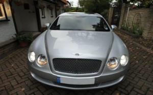 Bentley Flying Spur Chauffeur Driven Service