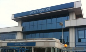 London City Airport Chauffeur Hire