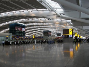 London Heathrow Airport Chauffeur Driven Cars