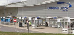 London Luton Airport Chauffeur Driven Cars