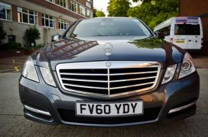 Mercedes E Class Chauffeur Driven Car