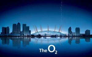 O2 Arena Chauffeur transfer services