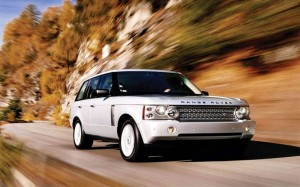 Range Rover Vogue Chauffeur Driven Services