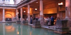 Roman Baths Chauffeur Driven Tour