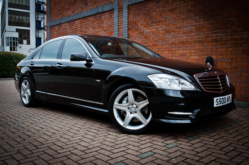 S Class Chauffeur in London